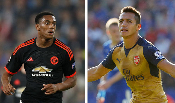 Man Utd sẵn sàng hy sinh Martial để có Sanchez  - Bóng Đá