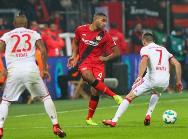Được 'Cậu tý' ghé thăm, Bayern dễ dàng đá bại Bayer - Bóng Đá