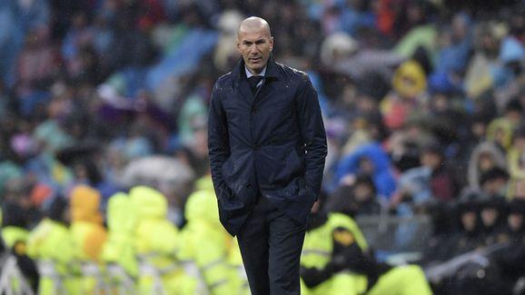 Real vẫn không thể thắng, Zidane thừa nhận đã tung hết bài  - Bóng Đá