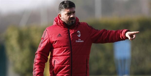 Gattuso mặt đầy cau có trong ngày trở lại Milan - Bóng Đá