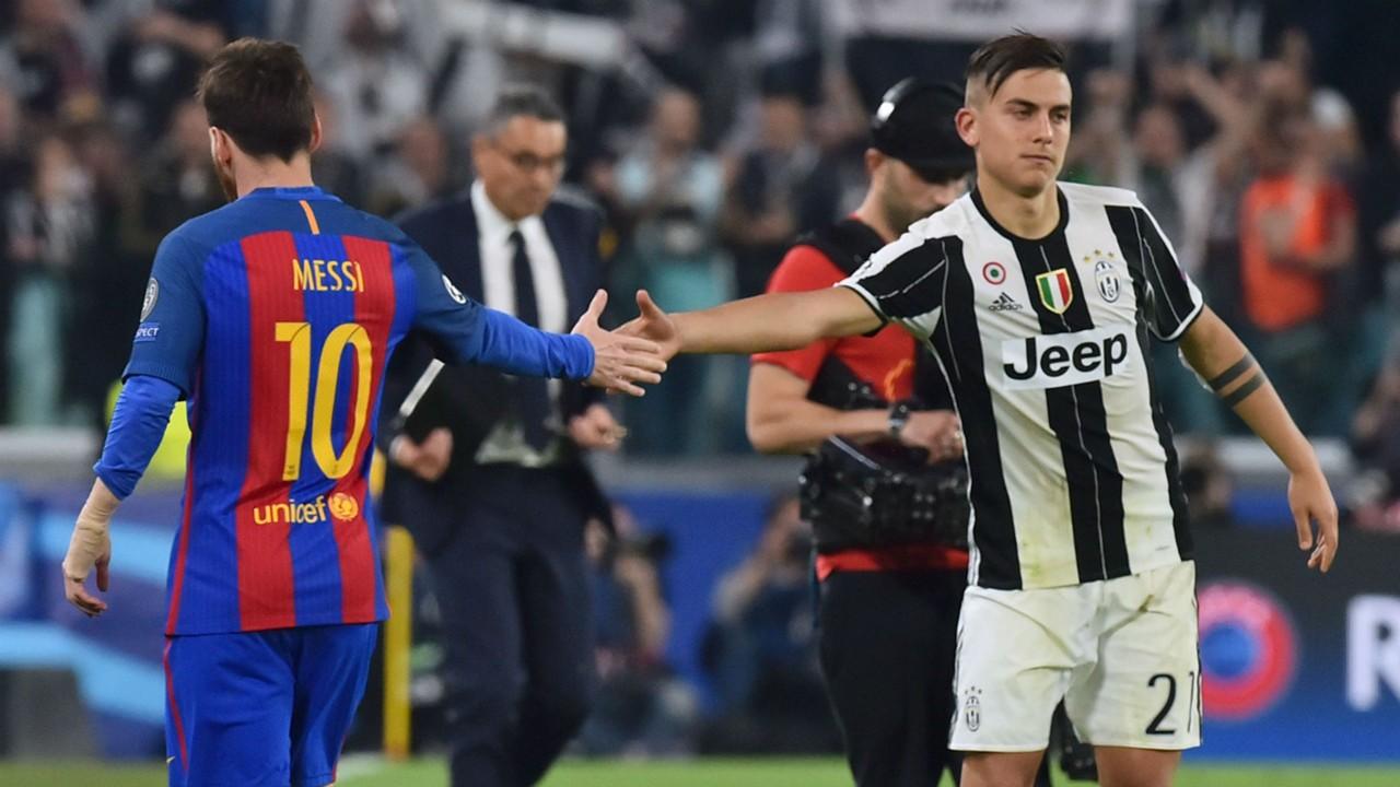 Đừng bắt Dybala phải trở thành Messi - Bóng Đá