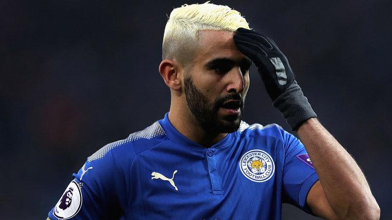 Leicester không cần trả lương nên Mahrez cứ mất tích - Bóng Đá