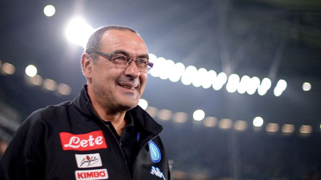 Sarri và những HLV có khả năng 'đổi ghế' vào cuối mùa tại Serie A - Bóng Đá