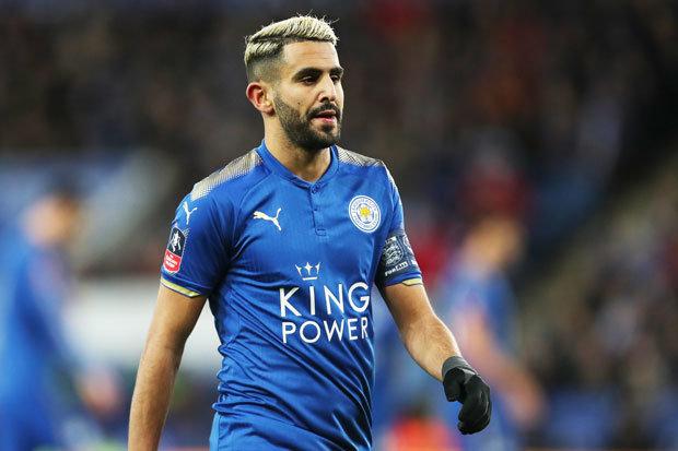 Mahrez tự ý bỏ tập tại Leicester, Man City quyết từ mặt - Bóng Đá
