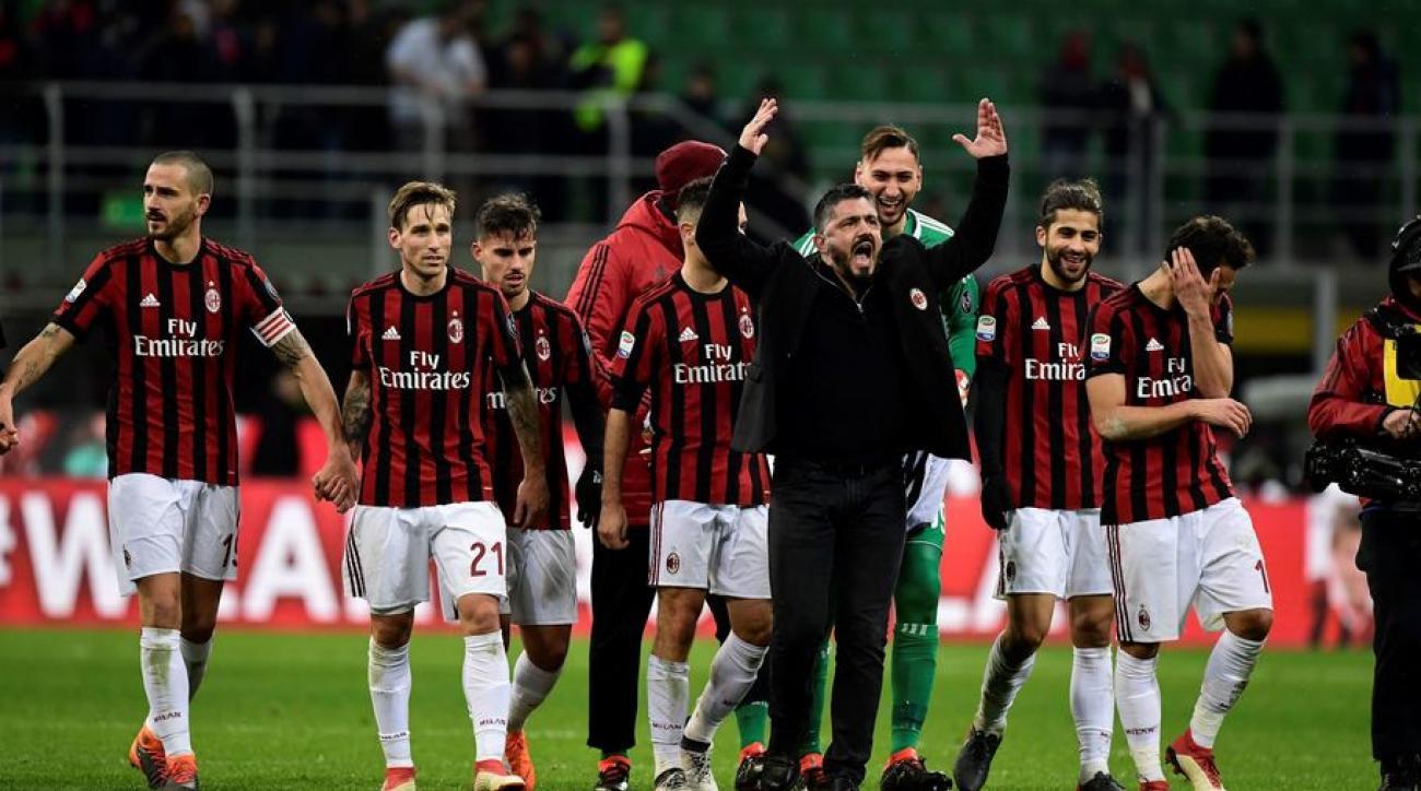 02h45 ngày 26/02, AS Roma vs AC Milan: Lúc này đã khác - Bóng Đá