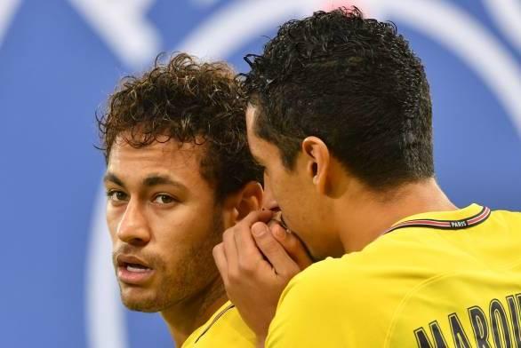 Đồng đội thừa nhận sợ Neymar bỏ rơi PSG - Bóng Đá
