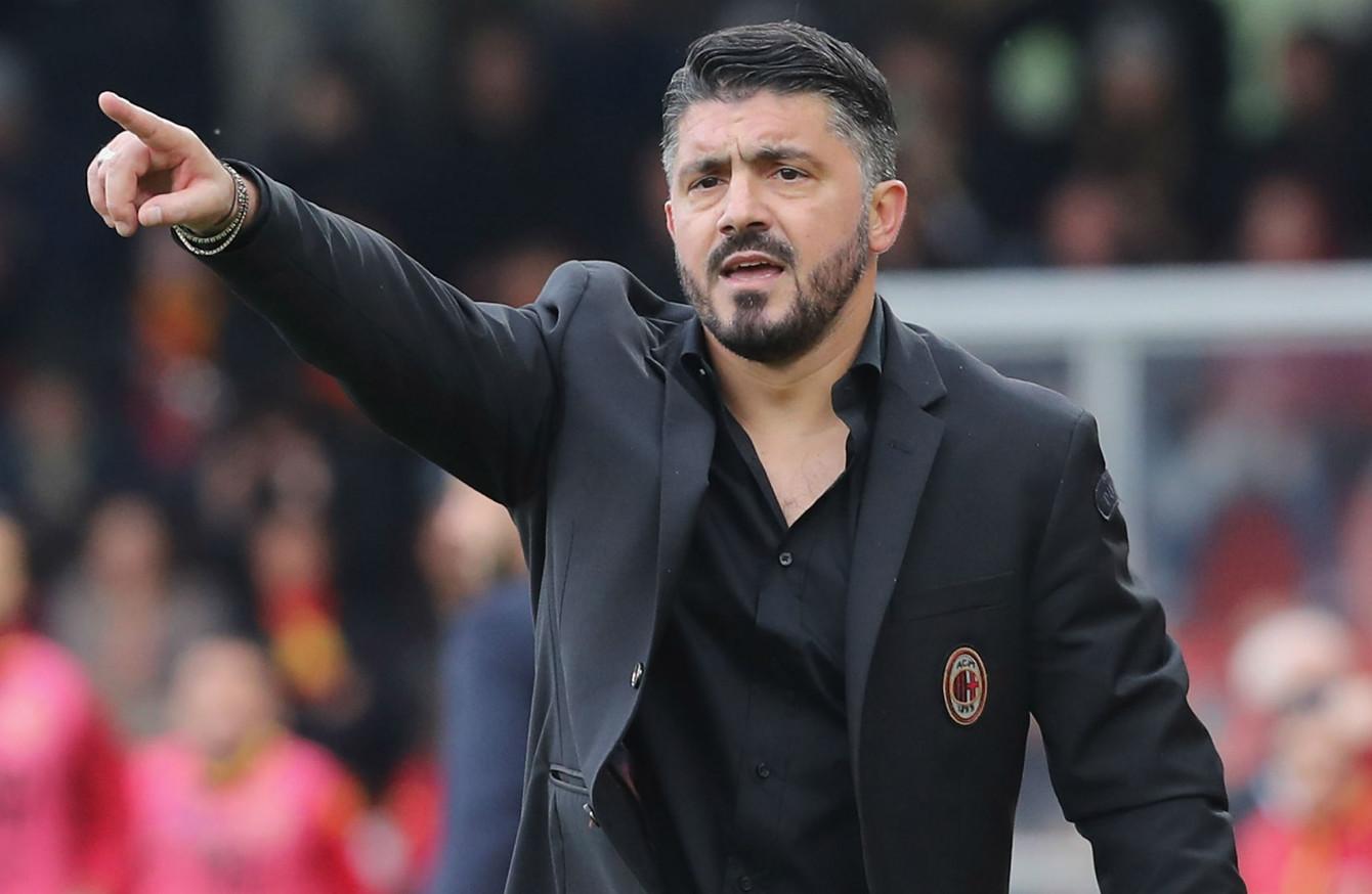 Gattuso: 'Tôi chỉ là một đứa học việc so với Wenger' - Bóng Đá