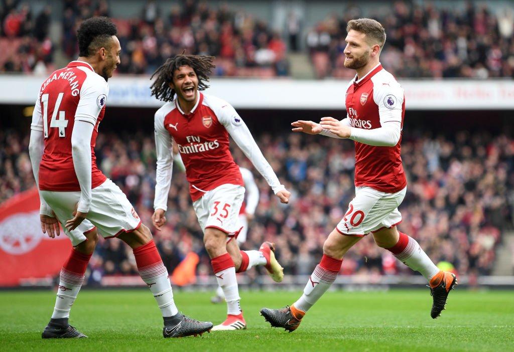 Arsenal cán mốc 1000 bàn thắng, Ozil phá kỷ lục của Cantona - Bóng Đá