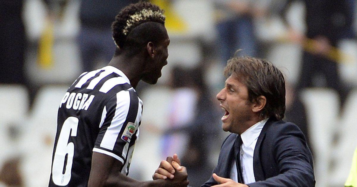 Bộ đôi Conte - Pogba sẽ tái hợp tại PSG? - Bóng Đá