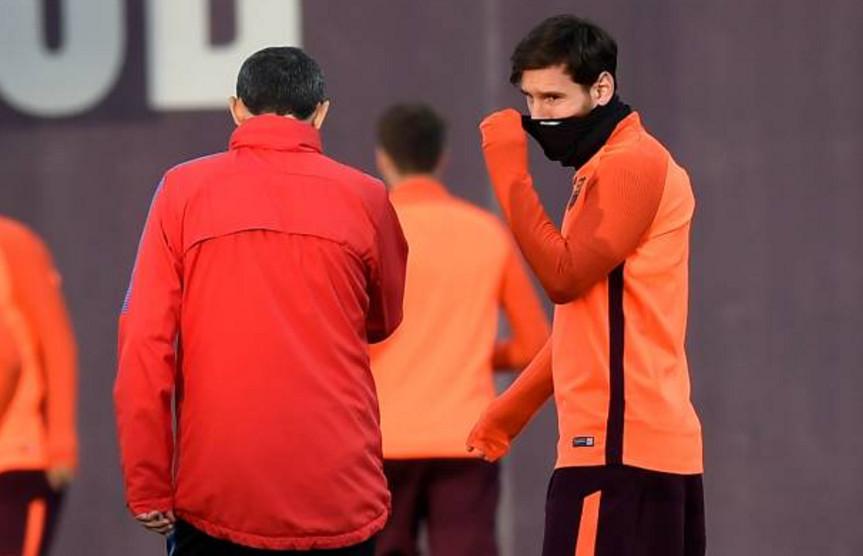 Messi trở lại, sẵn sàng cùng Barcelona tiếp đón Chelsea - Bóng Đá