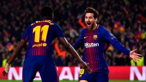 Thành tích của 8 đội mạnh nhất tại Champions League mùa này