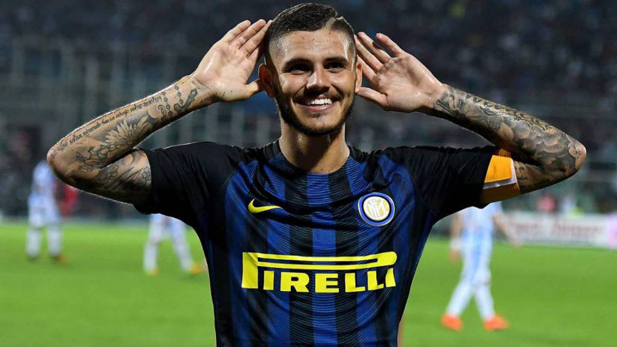 Đại diện xác nhận Icardi sắp gia hạn với Inter - Bóng Đá