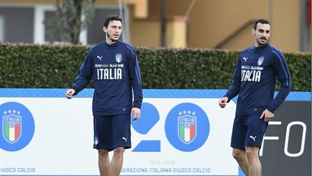 Buffon trở lại tuyển Ý vì Astori - Bóng Đá