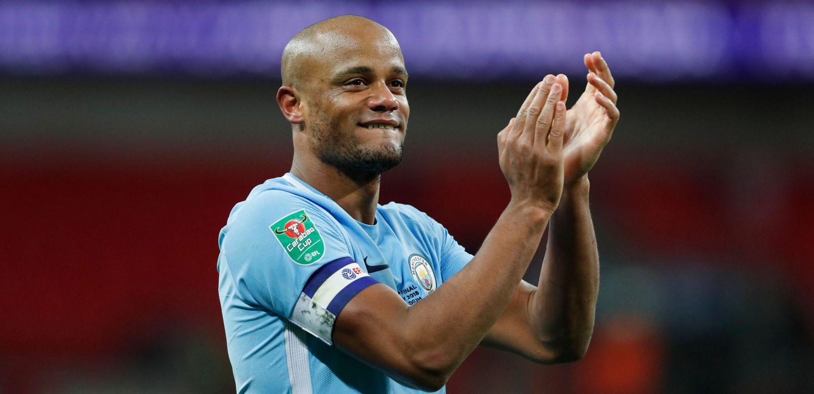 Kompany: 'Mùa sau, Man City sẽ lại tiếp tục vô địch' - Bóng Đá