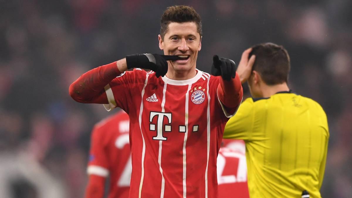 Lewandowski: 'Thật khó có thể từ chối Real' - Bóng Đá