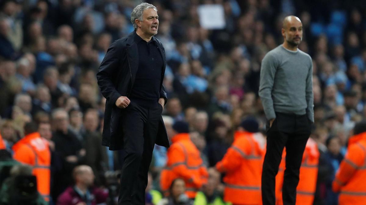 Mourinho sợ Man City sẽ tiếp tục thống trị Premier League - Bóng Đá