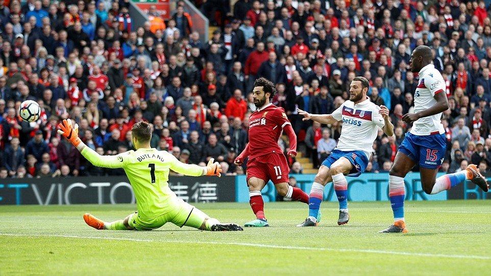 Bị Stoke cầm hòa, Klopp đòi Penalty cho Liverpool - Bóng Đá