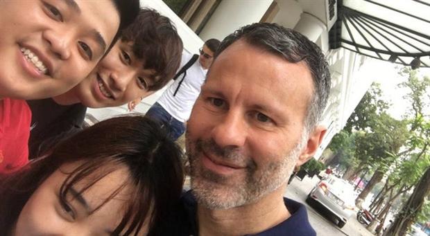 Ryan Giggs bất ngờ quay lại Việt Nam làm việc - Bóng Đá