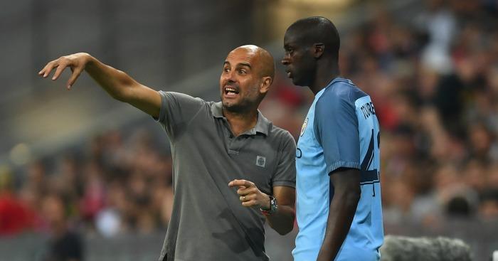Yaya Toure và những cầu thủ ghét Guardiola đến thấu xương - Bóng Đá