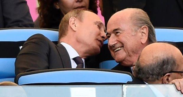 Tổng thống Putin ra mặt, cựu chủ tịch FIFA sẽ tham dự World Cup - Bóng Đá