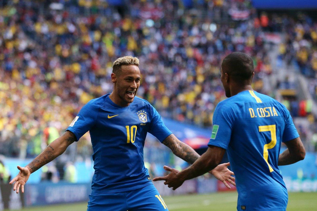 Neymar nổ súng, World Cup lại có kỷ lục - Bóng Đá