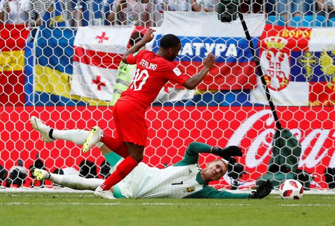 Góc tuyển Anh: Southgate không sai khi tin vào Sterling - Bóng Đá