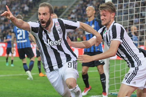 Juventus lần đầu ra giá cho chữ ký của Higuain  - Bóng Đá
