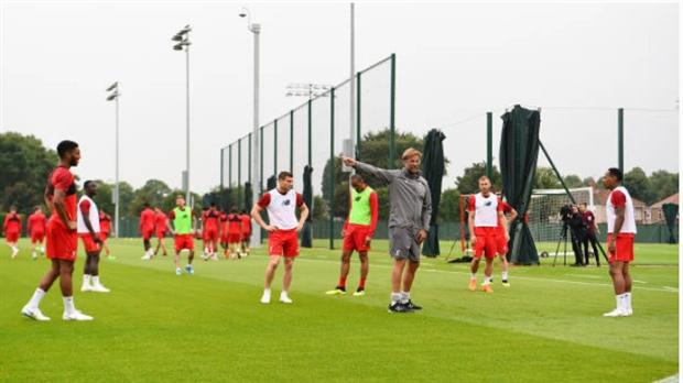 Liverpool suýt mất chiến thắng, Klopp cau có với các học trò - Bóng Đá