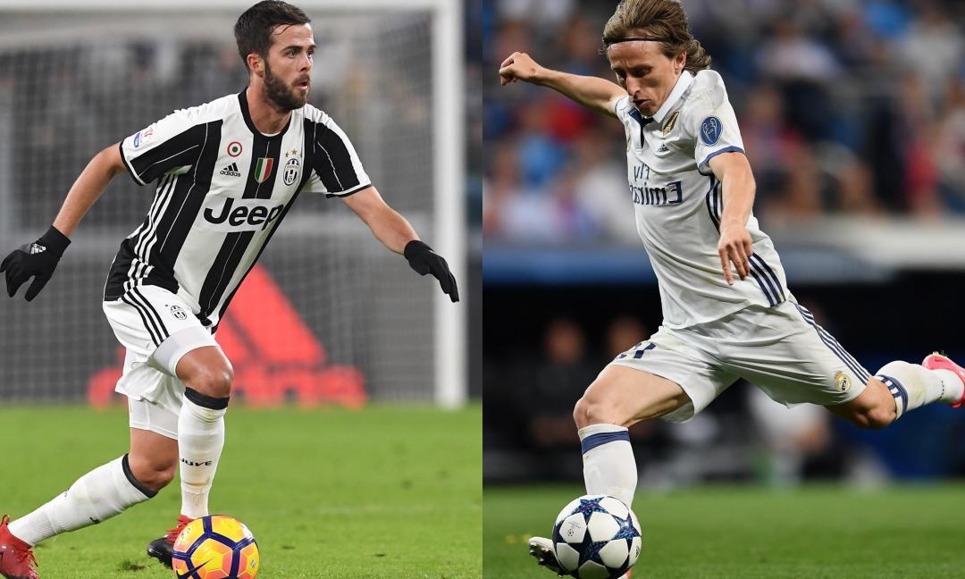 Cản bước Inter, Juventus tính đổi Pjanic lấy Modric - Bóng Đá