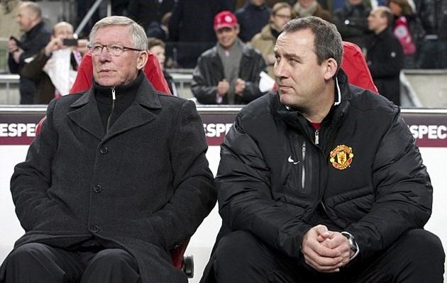 Phó tướng của Sir Alex chính thức chia tay Man Utd - Bóng Đá
