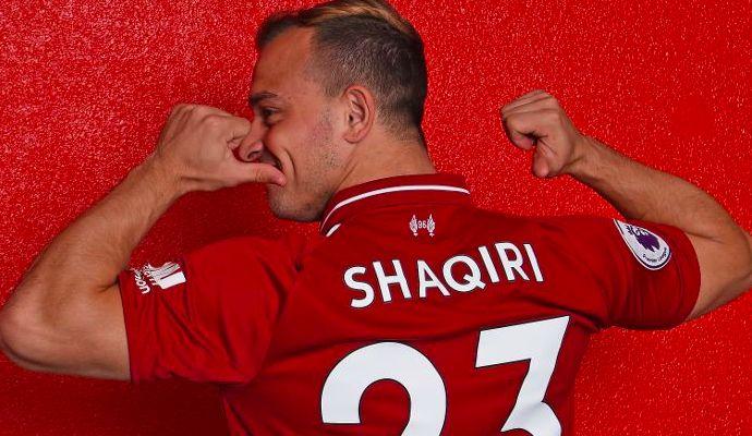 Liverpool đã may mắn mua Shaqiri chỉ với 1/3 giá trị - Bóng Đá