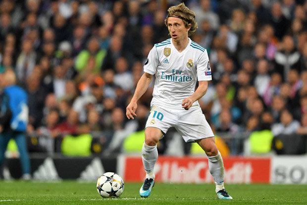 Inter khẳng định Modric muốn tới Serie A - Bóng Đá