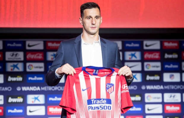Trước thềm siêu cúp, Atletico công bố 2 bản hợp đồng mới - Bóng Đá
