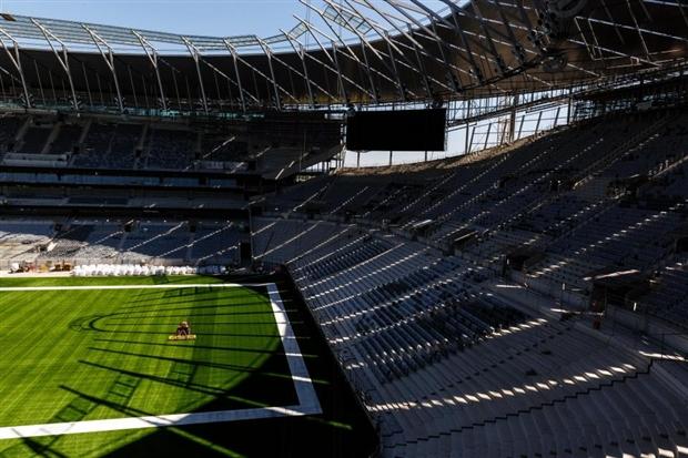 White Hart Lane chưa sẵn sàng, Tottenham phải tiếp tục thuê sân - Bóng Đá