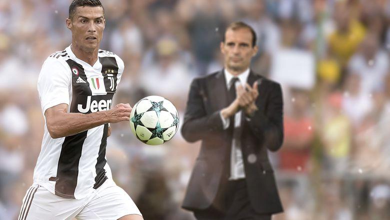Allegri cảm ơn Chievo đã giúp Juventus tỉnh ngủ - Bóng Đá