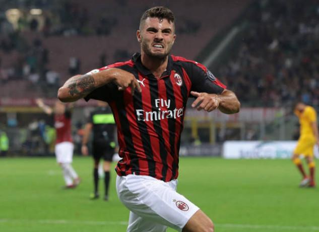 Nổ súng vào giây cuối, Milan có trận thắng đầu tiên - Bóng Đá