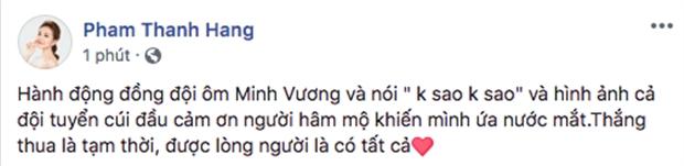 Sao Việt đồng loạt động viên Olympic VN sau thất bại trước UAE - Bóng Đá