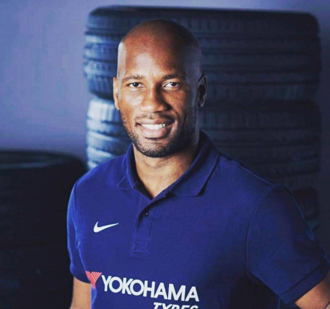 Huyền thoại Didier Drogba tới Việt Nam? - Bóng Đá