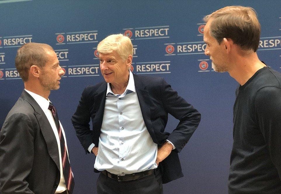 Bàn thắng trên sân khách sẽ không còn giá trị tại Champions League - Bóng Đá