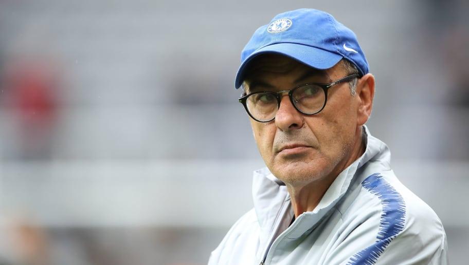 Tới Chelsea chưa lâu, Sarri sắp lập kỷ lục  - Bóng Đá