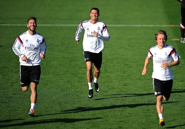 Không còn là đồng đội, Ramos chẳng ngại đá đểu Ronaldo - Bóng Đá