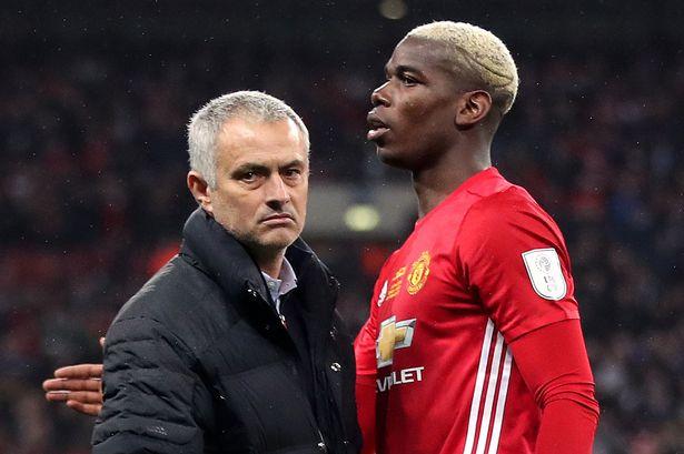 Pogba biết giá trị bản thân 'ăn đứt' Mourinho tại Man Utd - Bóng Đá