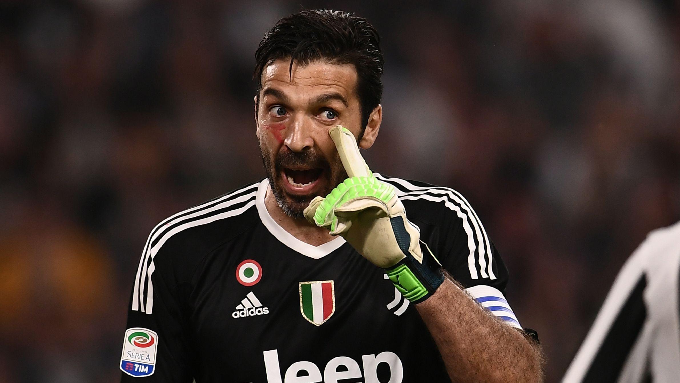 CHÍNH THỨC: Buffon bị đày lên ghế dự bị tại PSG - Bóng Đá