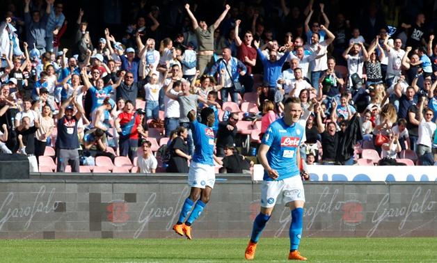 Serie A đêm qua: Napoli trở lại, báo động cho Inter - Bóng Đá