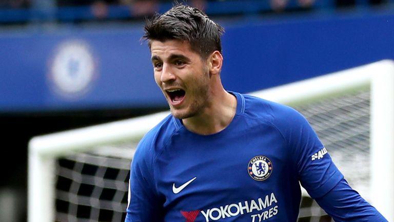 'Morata không còn đủ trình để chơi cho Chelsea' - Bóng Đá