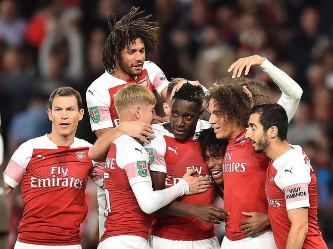 Người hùng Welbeck chấp nhận làm kiếp dự bị Arsenal - Bóng Đá