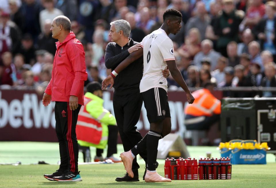 Thông điệp của Pogba: Có Mourinho, không có tôi - Bóng Đá