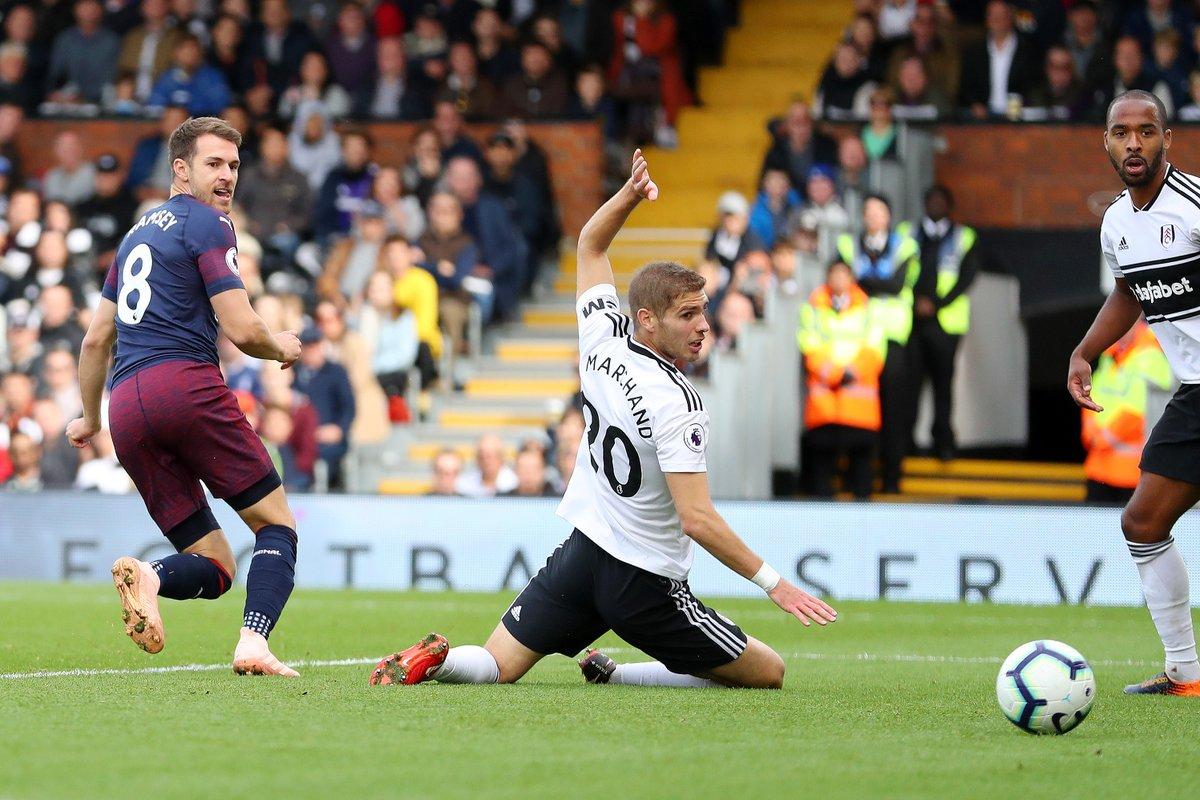 Vừa ra sân, Ramsey đã lập tức lập kỷ lục cho Arsenal - Bóng Đá