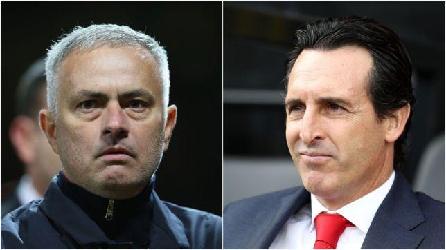 Nhờ Mourinho, Emery mới thành công tại Arsenal - Bóng Đá
