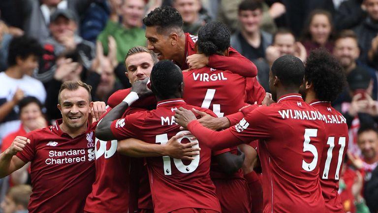 Liverpool vô địch Premier League chỉ là vấn đề thời gian - Bóng Đá